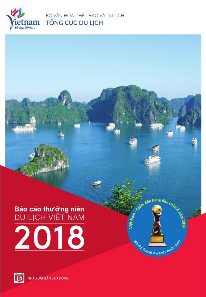 Sách: Báo cáo thường niên du lịch Việt Nam 2018